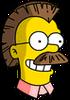 Ned Mohawk Happy Icon