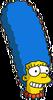 Marge Nervous Icon
