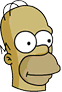 Strongman Homer Icon