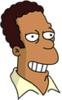 Virgil Simpson Happy Icon