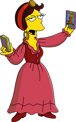 Fortune Teller | The Simpsons: Tapped Out Wiki | Fandom