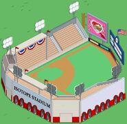 Isotope Stadium animation
