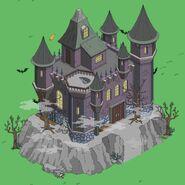 Dracula's Castle animation
