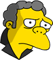 Pin Pal Moe Sad Icon
