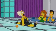 Pride Homer split S30E07 Werking Mom