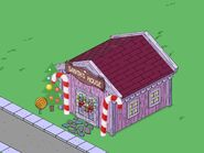 Santa's House animation