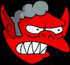 The Devil Annoyed Icon