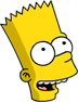 Bart Singing Icon