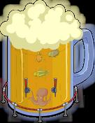 Beerquarium Menu
