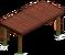 Hideaway Walkway (No Roof) Menu