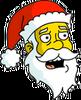 Santa Claus Defensive Icon