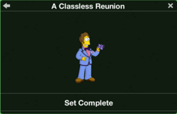 A Classless Reunion Collection