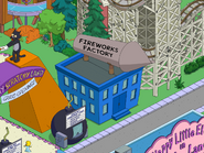 Fireworks Factory in the game