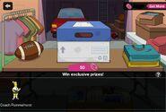 Yard Sale Mystery Box Screen