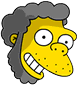 Caveman Moe Happy Icon