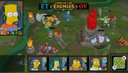 Conflict of Enemies Battle Arena in the show