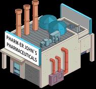 John's Pharmaceuticals Menu