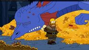 Simpsons hobbit couch gag 0