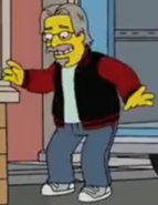 Matt Groening in the show