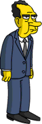 Richard Nixon Menu