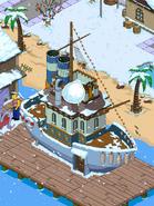 Boat House earning Snowballs