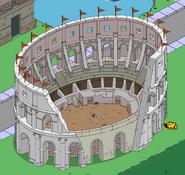 Colosseum active