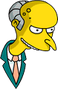 Mr. Burns Icon