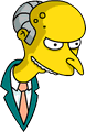 Mr. Burns Icon