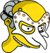 Mr. Burns Mask Icon