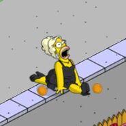 Pride Homer Working the Heels (1)