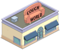 Couch World Menu