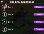 The Emu Experience animal slots