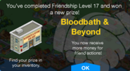 Bloodbath & Beyond Unlock