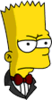 Casino Boss Bart Icon