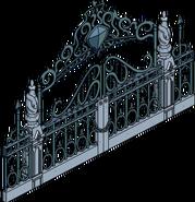 Medieval Gate (third upgrade) Menu