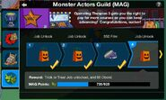 Monster Actors Guild (MAG)