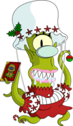 Mrs Claus Kodos unlock