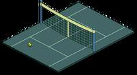 Tennis Court Menu