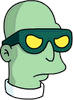 Dr. Colossus Annoyed Icon