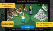 Homer v Amendment Beginning