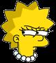 Lisa Sneaky Icon