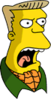 McBain Screaming Icon