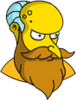 New God Mr. Burns Icon