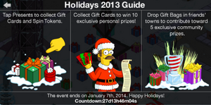 Holiday 2013 Guide
