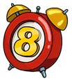 Job Manager 8 hour Jobs Icon