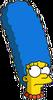 Marge Thoughtful Icon