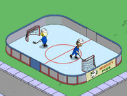 Mighty Pigs Practice Rink animation