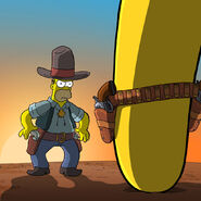 Simpsons-wildwest-216-icon