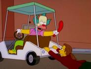 Krusty & Jeremy in the show