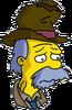Lampwick Sad Icon